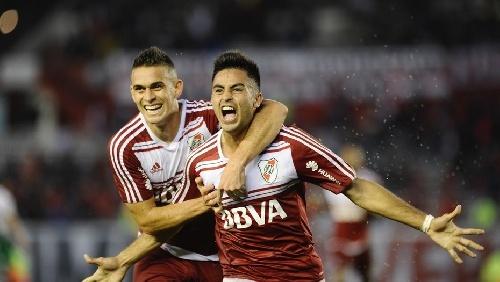 AFA - 1ra División - River Plate venció a Banfield y es uno de los punteros del torneo