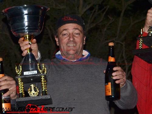TC del 40 Sudeste - Un sexto y un segundo lugar para Rubén Guarino en las finales de Tres Arroyos.