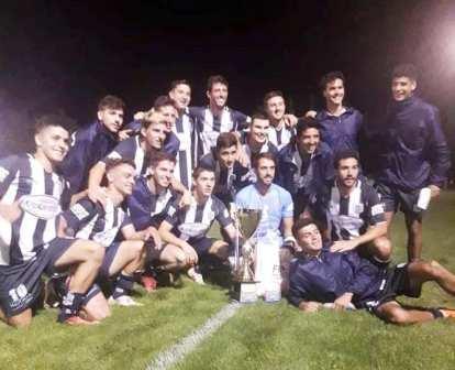 Copa Ciudad de Pigüé - Club Sarmiento venció a Tiro de Puán y se quedó con el título.