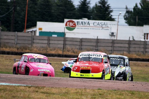 Actividad del fin de semana en el Autódromo Ciudad de Pigüé