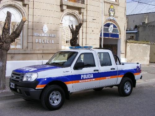 PARTE DE PRENSA POLICIAL - COMISARIA DE PIGÜE