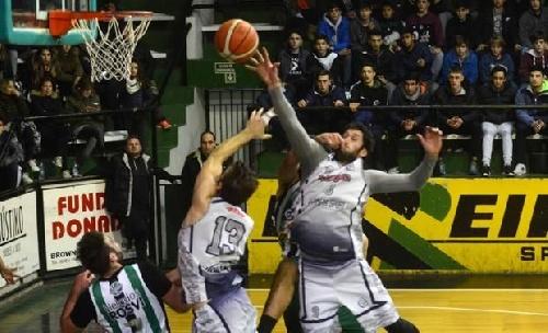 Basquet Bahiense - Napostá cerro la llave tres a uno y se quedó con el Apertura.