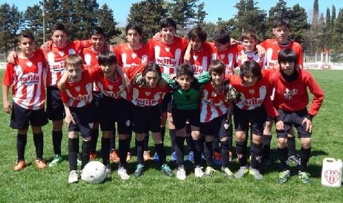 LRF - Inferiores - San Martín de Carhué venció a Blanco y Negro en 7ma división.