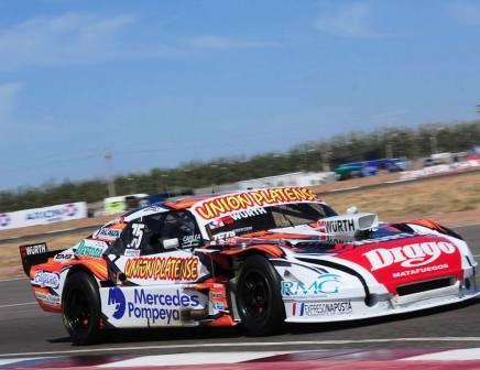 Turismo Carretera - Sergio Alaux marcó el 19° tiempo para la final en Centenario.