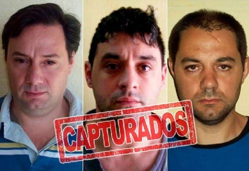 Arrestaron a Cristian Lanatta y Víctor Schillaci en Cayastá.Ahora si los tres prófugos están detenidos