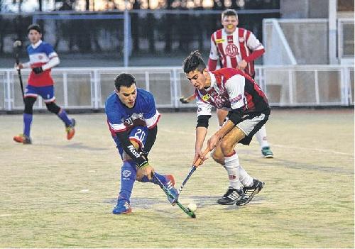 Hockey Masculino - Una victoria y una derrota para el Cef 83 en el Regional Patagónico.