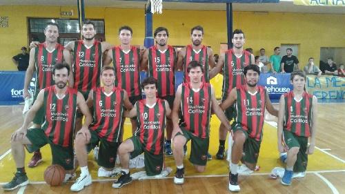 Basquet Tresarroyense - Con dos puntos de Damian Palma, Deportivo Sarmiento venció a Costa Sud.