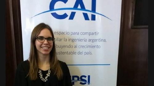 Una joven ingeniera suarense  egresada de la UNS creó una app gratuita para ciegos