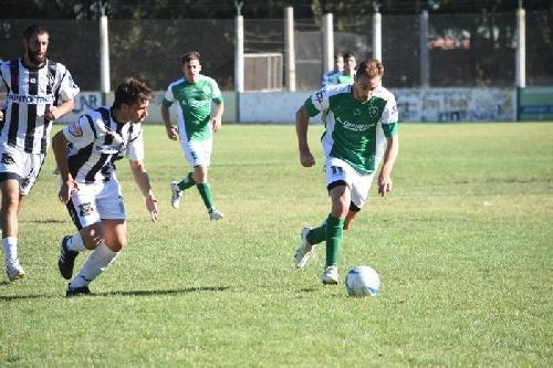 Federal C - Empate de Unión de Tornquist ante Estudiantes de Olavarría en el partido de ida.