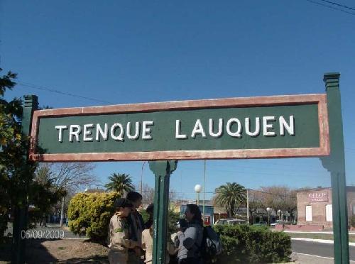 La Unión Vecinal de Trenque Lauquen presentó un proyecto para colocar una gigantografía del pigüense Sergio Alaux en acceso a Ruta 5.