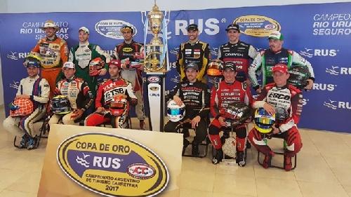 Turismo Carretera - Ya están definidos los 12 pilotos que disputarán la Copa De Oro.