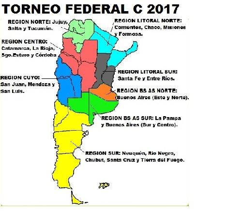Federal C - Masivo pedido de plazas para disputar el Federal C - Sarmiento con firmes posibilidades.