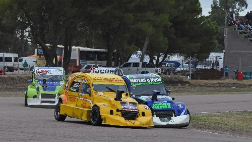Categorías del Sudoeste - Jorge González y Marcos Lecomte entre los mejores clasificados en Viedma.