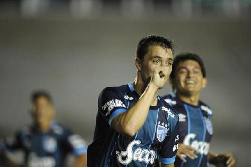 "AFA - 1ra División - ""Leo González el de los goles importantes"""