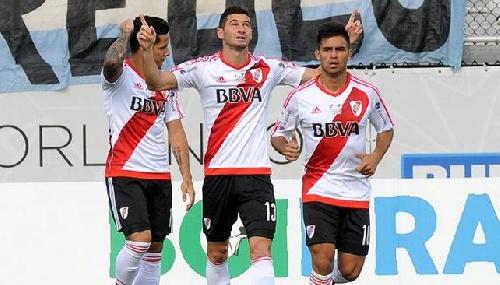 River Plate comenzó con el pie derecho el 2017 batiendo a Millonarios por la Florida Cup.