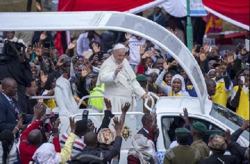 El papa Francisco a los líderes de Davos: