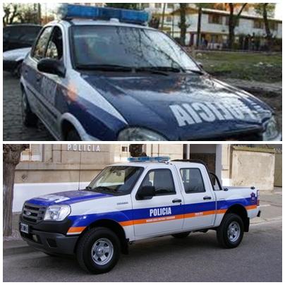Parte policial de la Comisaria de Pigüé