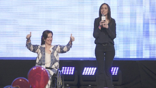 """Vidal le ganó a """"La Morsa"""" y al aparato pejotista y es gobernadora de Bs As"""