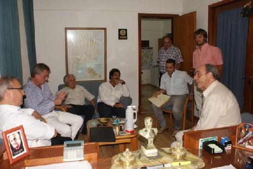 El Intendente Bordoni de Tornquist participó de reunión del Consejo Regional del Sudoeste