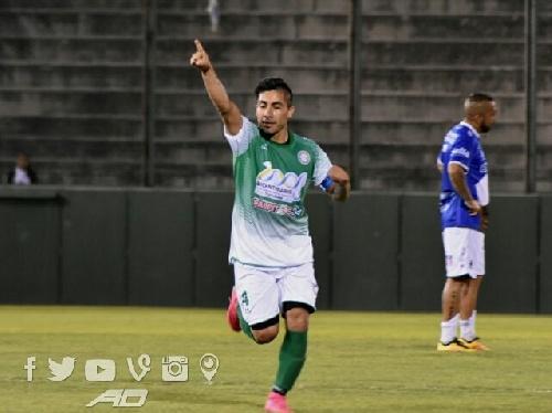 Federal A - Festival de goles para la derrota de Juventud Antoniana con Marcos Litre en cancha.