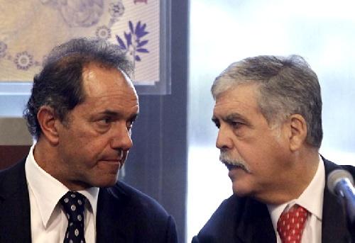 Afirman que De Vido y Scioli visitaban el monasterio donde López intentó esconder el dinero