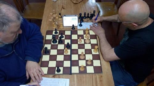Ajedrez - Dellapittima a un paso del campeonato 2018.
