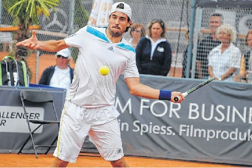 Tenis Internacional - Seis argentinos pasaron a cuartos en Porto Alegre.