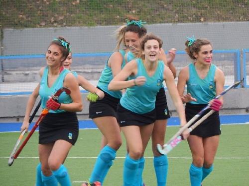 Hockey Femenino - En el Argentino de Roca, primera victoria de SudOeste.
