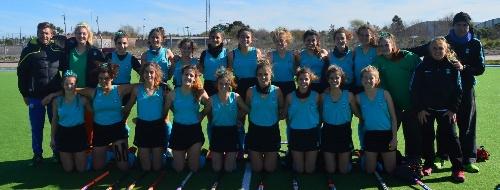 Hockey Femenino - Asociación del Sudoeste A cayó esta tarde frente a Bahía Blanca B