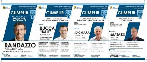 CAPACITACION EN EL FRENTE JUSTICIALISTA CUMPLIR EN PIGUÉ
