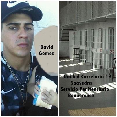 ¿ VIOLENCIA CARCELARIA DE LAS AUTORIDADES DE LA UNIDAD 19 DE SAAVEDRA ?