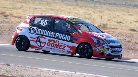 TN Clase 2 - Fernando Gomez Fredes clasificó 12° en Centenario.