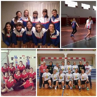 Handball - Actividad del fin de semana en la Asociación Regional.