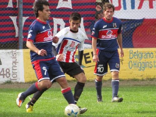 LRF - Pololo Klock y Lucho Aqueveque retornan a Unión Pigüé.