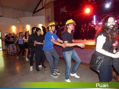 Desafío Joven en Puan