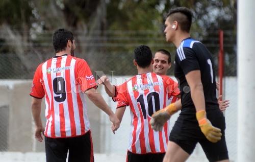 Federal B - Facundo Lagrimal titular en la victoria de Liniers sobre Ferro de Olavarría.