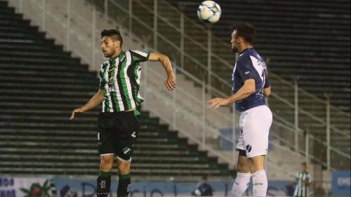 Federal A - Caída de Alvarado en Bahía Blanca ante Villa Mitre - Marcos Litre convirtió el único gol del marplatense.
