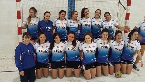 Handball del SudOeste - Cef 83 en Cadetes Femenino ganaron el Apertura de la Asociación.