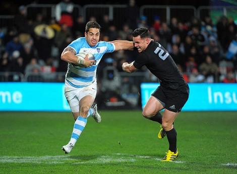 Rugby Internacional - Los Pumas enfrentan a los All Blacks por el Mundial 2015
