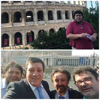 Retiro espiritual en Roma: El metrodelegado Segovia respondió a las críticas por su viaje a Italia