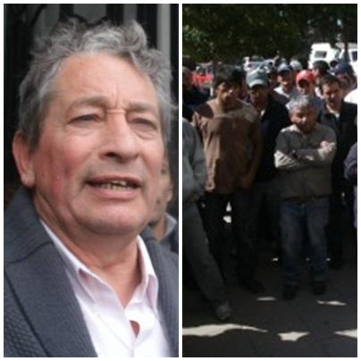 Pigüé: El sindicato de municipales rechazo la oferta del intendente e inició un paro