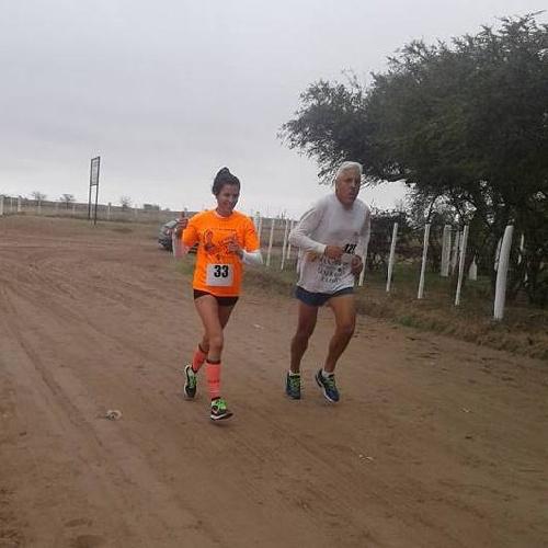 Atletismo - Yani Clair tercera en su categoría en Quemú Quemú.