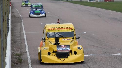 Categorías del Sudoeste - Jorge González y Dario Rausch se impusieron en la F3CV.