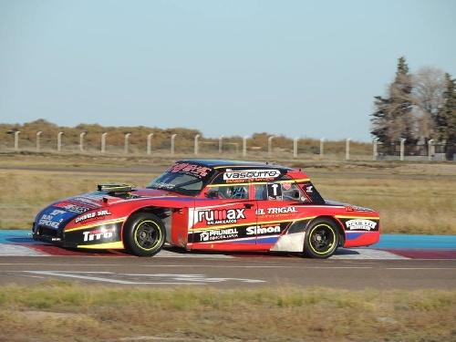 TC del Sudoeste - Lobay ganó la primer final en Viedma - Furch finalizó 9°.