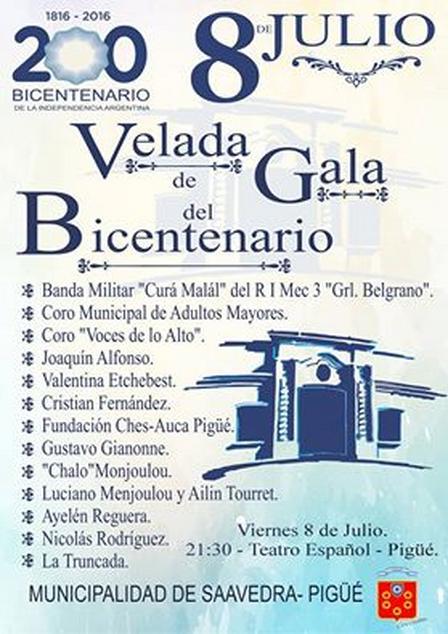 Gala del Bicentenario
