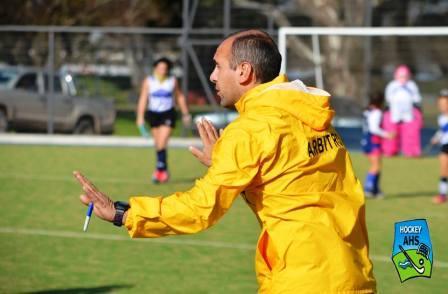 Hockey - Paulo Ferreyra árbitro designado para los regionales patagónicos.