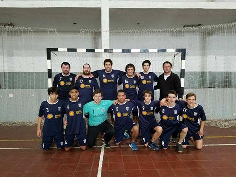 Handball Masculino - Club Sarmiento comenzó el Nacional de San Juan con el pie derecho.