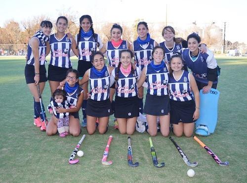 Hockey Femenino - Club Sarmiento ganador de la etapa regular de la Asociación en 6ta y 7ma.