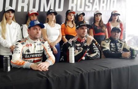 Turismo Carretera - Rossi redondeó un fin de semana perfecto.