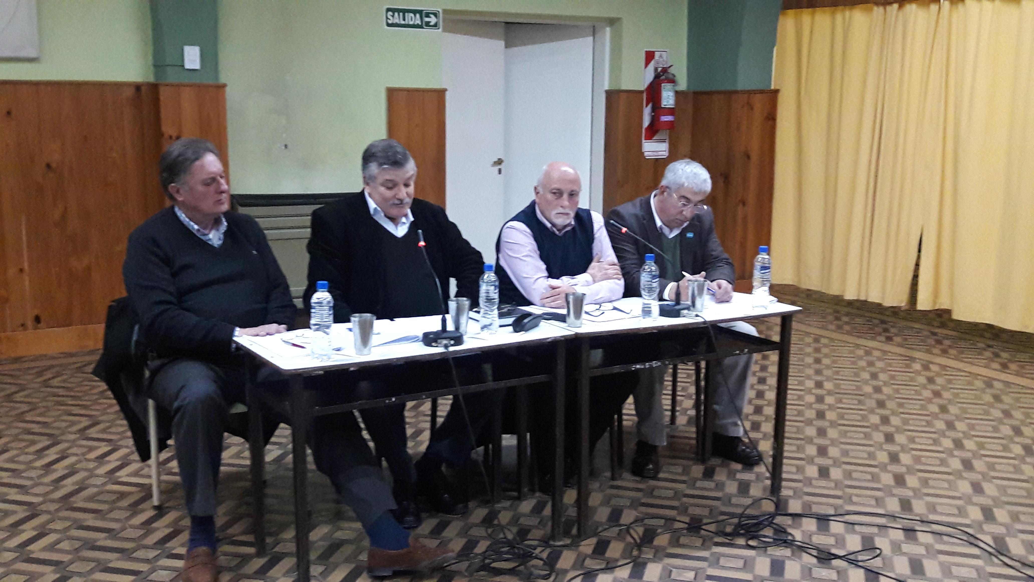 Actividad de los concejales del PJ FpV